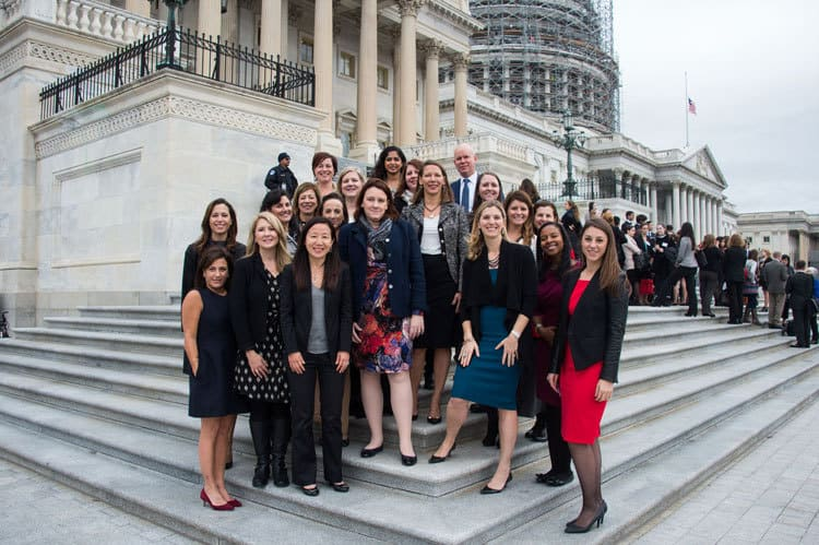 AIT My Voice 2015 Capital Hill Leadership Event
